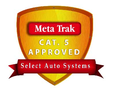 Select Auto Systems Cat 5 Meta dealer