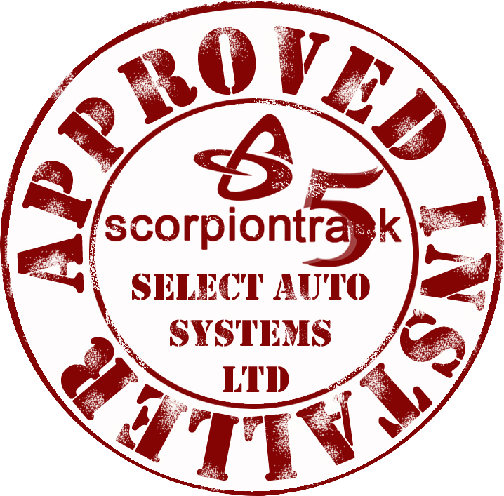 Scorpion track 5 approved installer