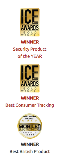 Scorpion track award winning tracking systems