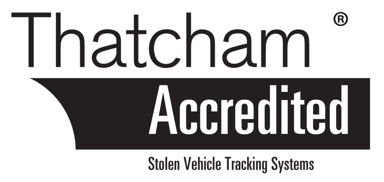 Thatcham Accredited car trackers